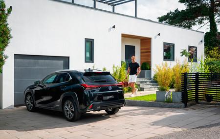 Lexus UX 250h, precios