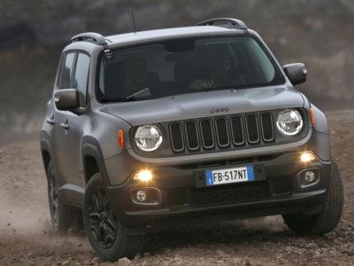 El Jeep Renegade, como buen Jeep, ya juega  las series limitadas con esta Night Eagle