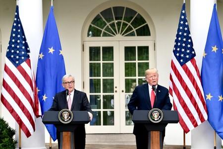 ¡Habemus acuerdo! Europa y Estados Unidos anuncian el alto el fuego en la guerra comercial