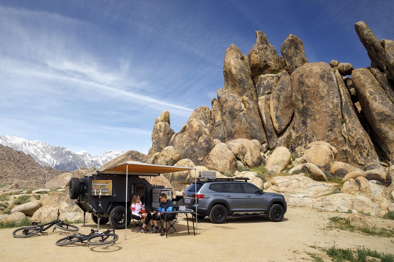 Foto de Volkswagen Atlas Basecamp Concept (5/26)