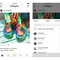 Instagram ahora permite compartir publicaciones en nuestras 'stories' (al fin)
