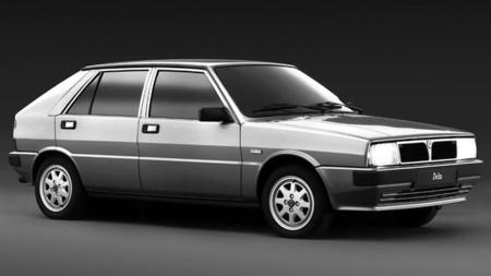 Lancia Delta (831) 1986–1991