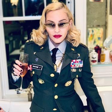 No hace falta esperar a los 61 para celebrar un fiestón de cumpleaños como el de Madonna