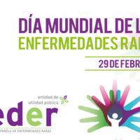 29 de febrero, día de las enfermedades raras, pero no invisibles
