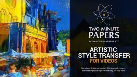 Two minute papers: donde toda la ciencia del universo cabe en dos minutos