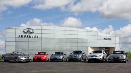 Nissan instalará en Infiniti la dirección electrónica en 2013