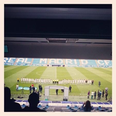El 19 de mayo el Real Madrid celebra el día de la familia con un partido en el estadio Santiago Bernabéu