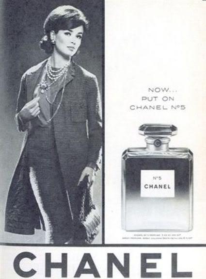 Foto de Chanel No. 5 - publicidad del 30 al 60 (39/61)