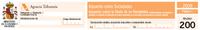 Impuesto de Sociedades: CNAE y personal asalariado medio