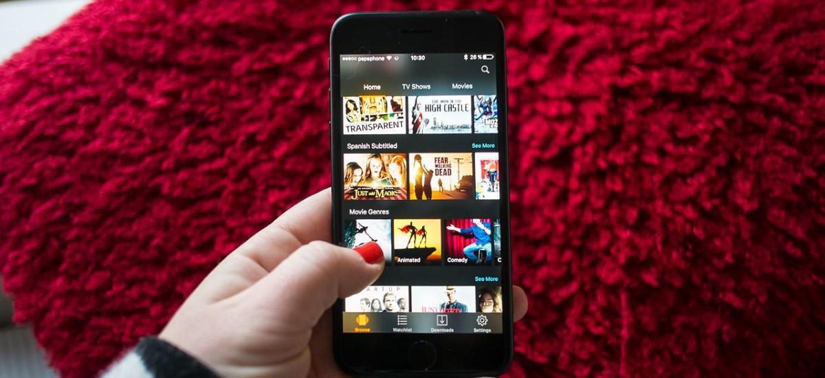 Doce Aplicaciones Para Ver Series Y Películas En Tu Móvil