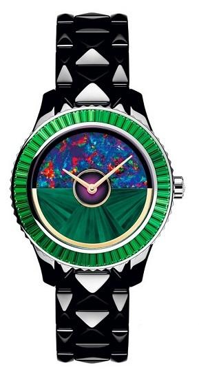 Dior presenta la alta costura en sus relojes: Dior VIII Grand Bal Haute Couture