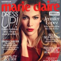 Marie Claire UK: Jennifer Lopez