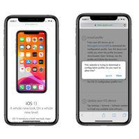 Apple lanza la segunda beta pública de iOS 13 y de iPadOS