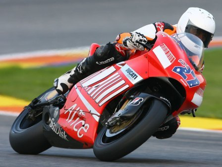 Michael Schumacher podría debutar este año en MotoGP