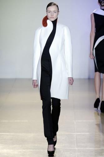 Jil Sander Otoño-Invierno 2009/2010 en la Semana de la Moda de Milán