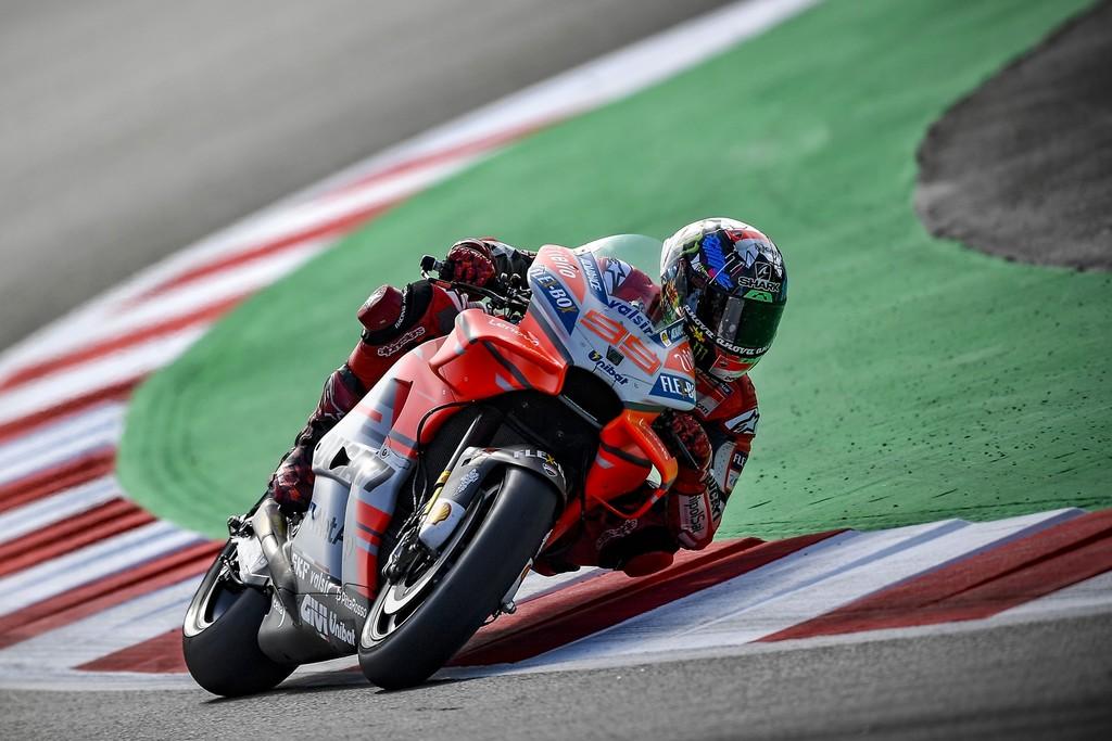 Jorge Lorenzo Motogp Catalunya 2018