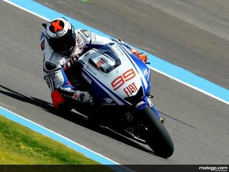 Triplete español en los entrenamientos del Gran Premio de España en  Jerez