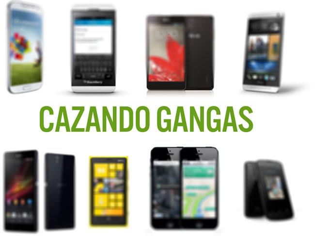 """Cazando Gangas, edición especial """"los mejores teléfonos"""""""