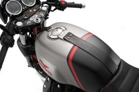 Moto Guzzi V7 Ii Racer Cinghiaserbatoio