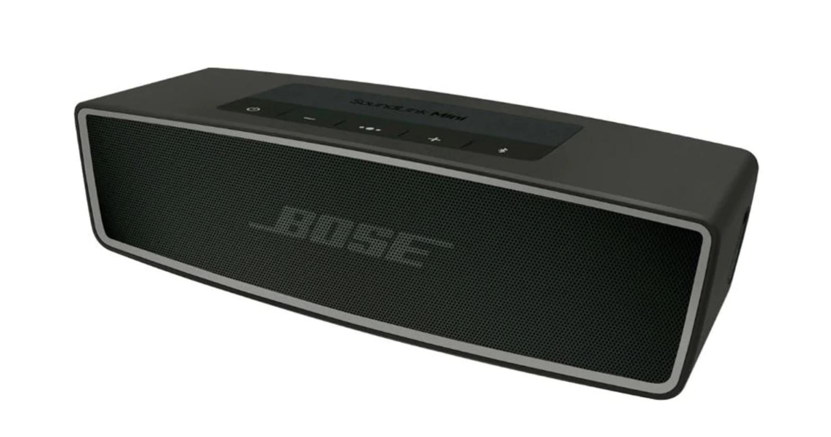 Bose SoundLink Mini II Edición Especial Altavoz Inalámbrico Triple Black
