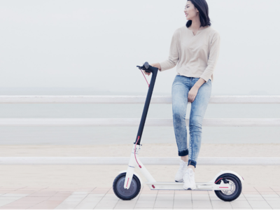 Cupón de descuento: Xiaomi Mi Electric Scooter por 365 euros y envío gratis