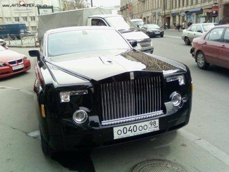 Dolorpasión™: Así acabó el Rolls-Royce Centurion