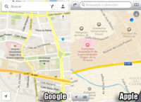 Google Maps llega al iPhone con navegación GPS y Google+ Local integrados
