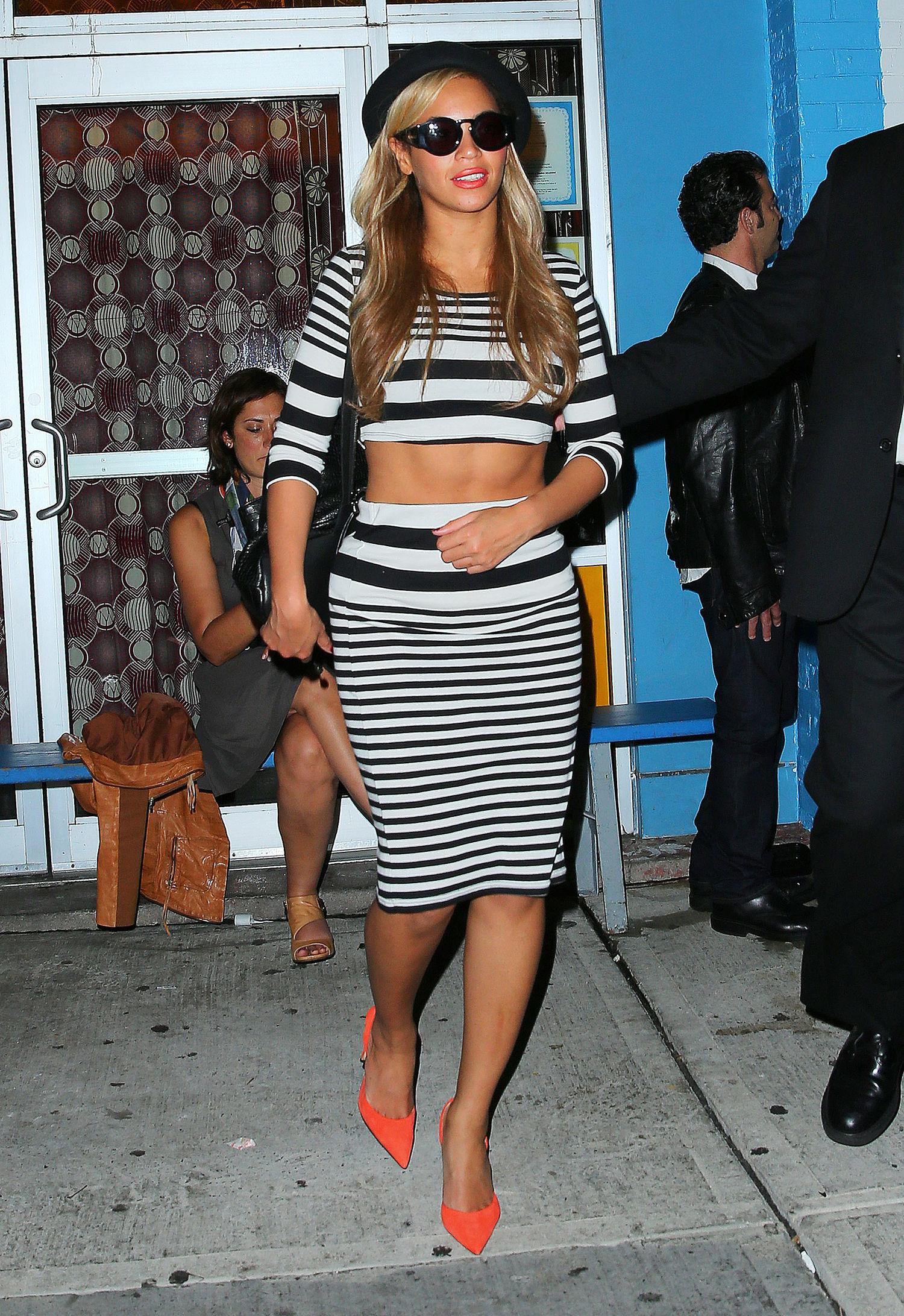 Foto de Beyonce enamorada de la moda de TopShop (11/20)