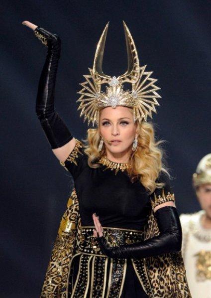 No hay crisis si eres la reina... ¡Pregúntale a Madonna!