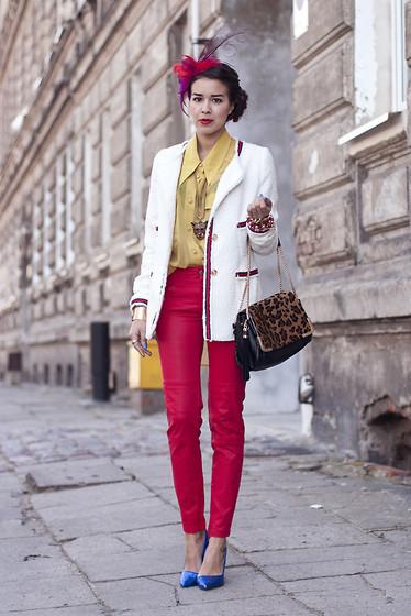 Let´s gossip girls. Cómo tener una primavera Blair o Serena según las bloggers con más glam
