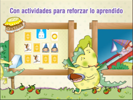 'El dragón Simón y el hada Golosa': una nueva aplicación que pretende combatir la obesidad infantil