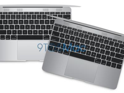 Si el futuro Macbook Air Retina 12 es así, Apple planea una pequeña revolución