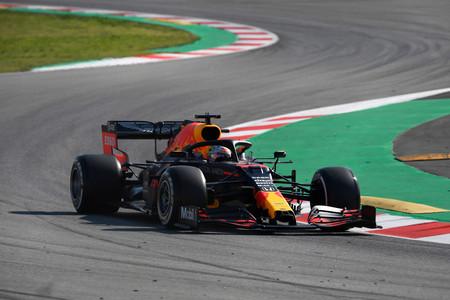 Verstappen Barcelona F1 2020