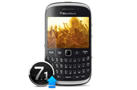 Blackberry 7 no desaparecerá, se irá a los mercados asequibles