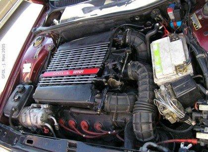 Daily Turismo Olds Swap 1987 Pontiac Fiero GT