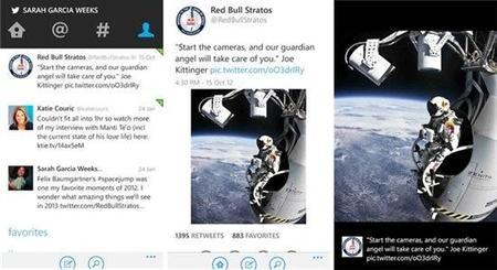 La aplicación Twitter para Windows Phone 8 ahora traduce los tweets