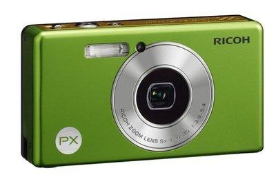 Ricoh PX, compacta todoterreno que no lo aparenta
