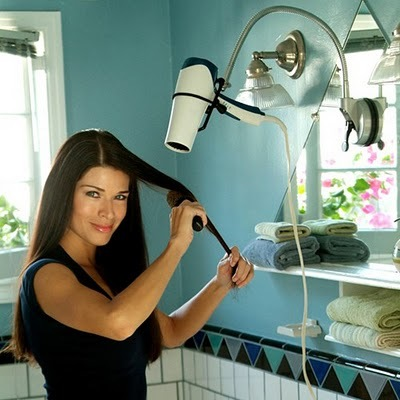Un gadget para secarnos mejor el pelo