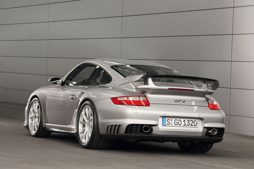 Foto de Porsche 911 (997) GT2 (24/32)