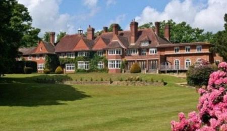 Casas de famosos: Adele