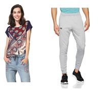 Chollos en tallas sueltas de pantalones, camisetas y polos de marcas como Desigual, Columbia, Under Armour y Jack & Jones en Amazon