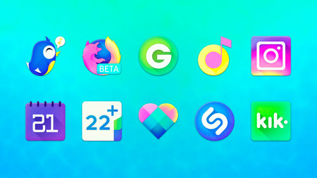 Mermaid Icon Pack