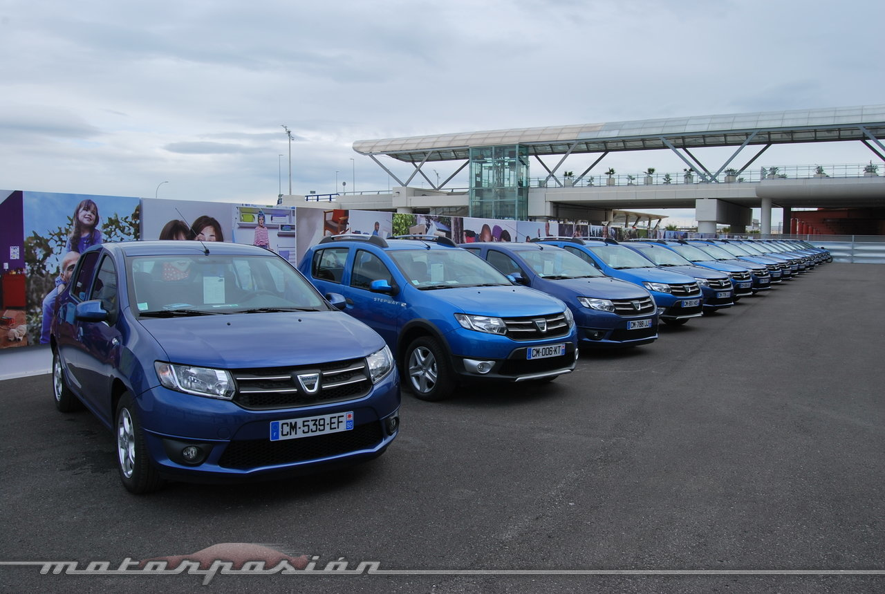 Foto de Dacia Sandero Stepway 2013 (presentación) (1/30)