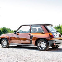 ¡Locura coleccionista! Han pagado más de 100.000 euros por este Renault 5 Turbo 2 de 1983