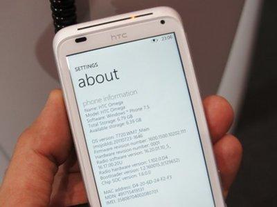 HTC Radar se muestra en vídeo como HTC Omega en el IFA 2011