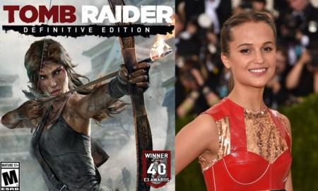 'Tomb Raider', el reboot con Alicia Vikander llegará en 2018