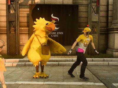 """Final Fantasy XV: estamos todos invitados al """"Moogle Chocobo Carnival""""; habrá minijuegos y mucha diversión"""
