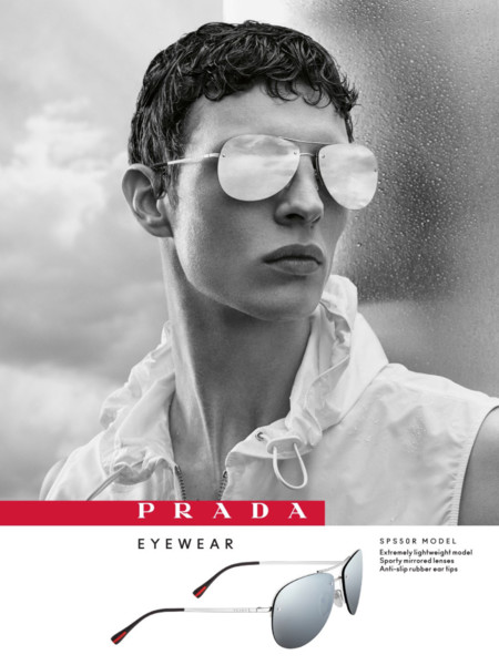 Tim Schuhmacher Prada Linea Rossa Eyewear Fall Winter 2016 Campaign 002