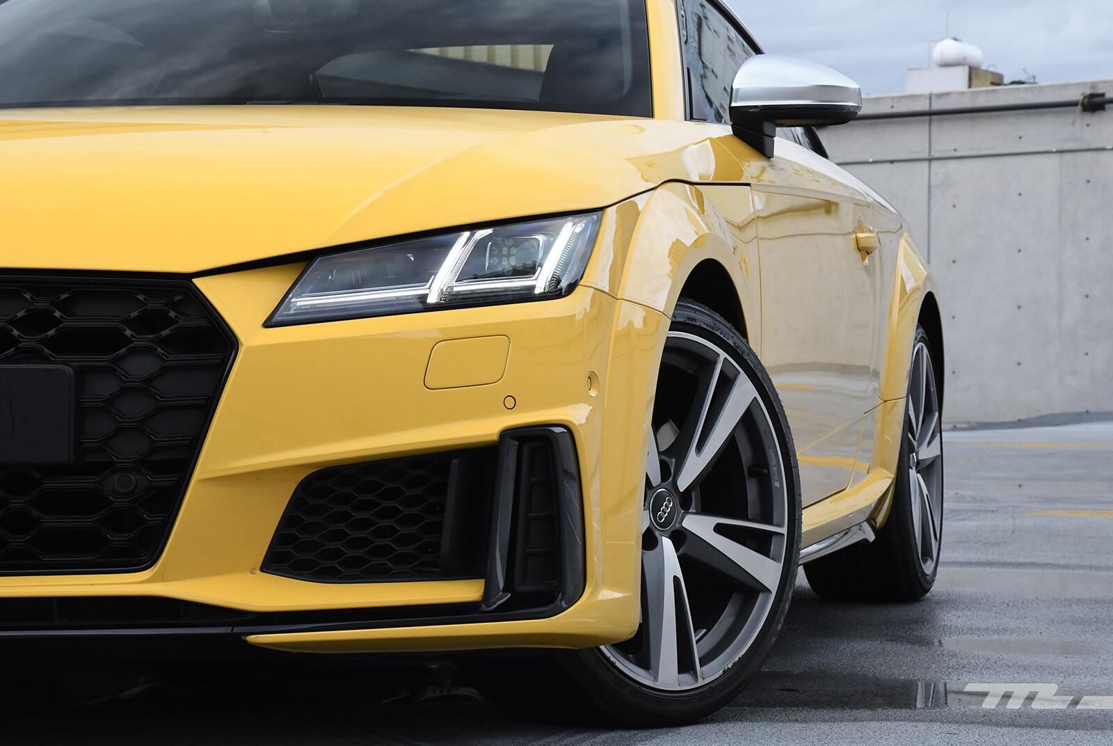 Foto de Audi TTS (prueba) (11/29)