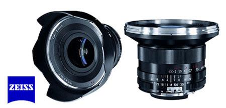 Nuevo 18 mm f3.5 de Carl Zeiss